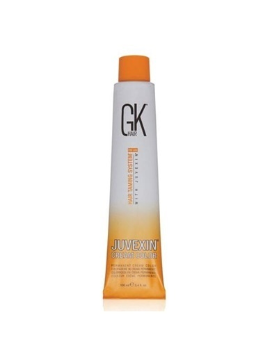 Gk Haır GK Hair Juvexin Cream Color Saç Boyası 100 ml 6.93 Caramel Renksiz